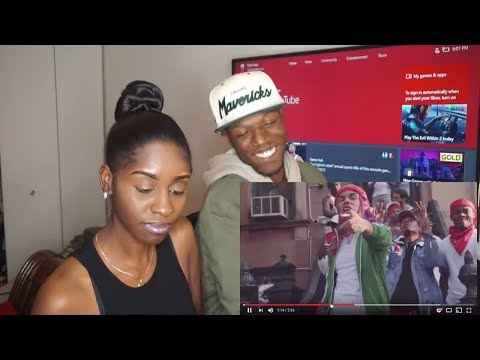6IX9INE- GUMMO (OFFICIAL MUSIC VIDEO)- Reaction