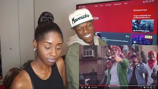 6IX9INE- GUMMO (OFFICIAL MUSIC VIDEO)- Reaction