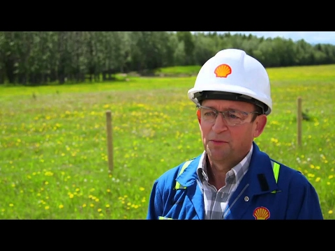 Watch: Shell at Dawson Creek: Preserving fresh water through innovation