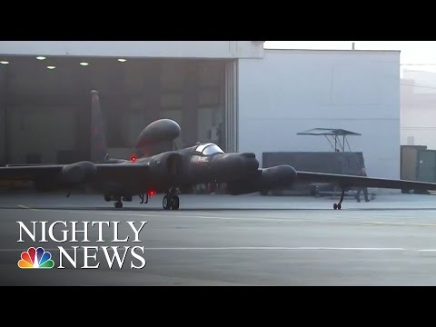 Thumbnail: U.S. Military In North Korea: 'Ready To Fight Tonight' | NBC Nightly News
