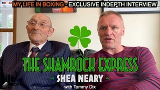 THE SHAMROCK EXPRESS: FORMER WORLD CHAMP SHEA NEARY LOOKS BACK OVER HIS CAREER