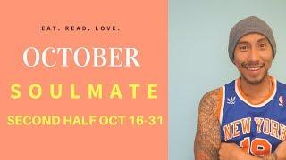VIRGO BI WEEKLY SOULMATE OCTOBER 16-31 TAROT READING