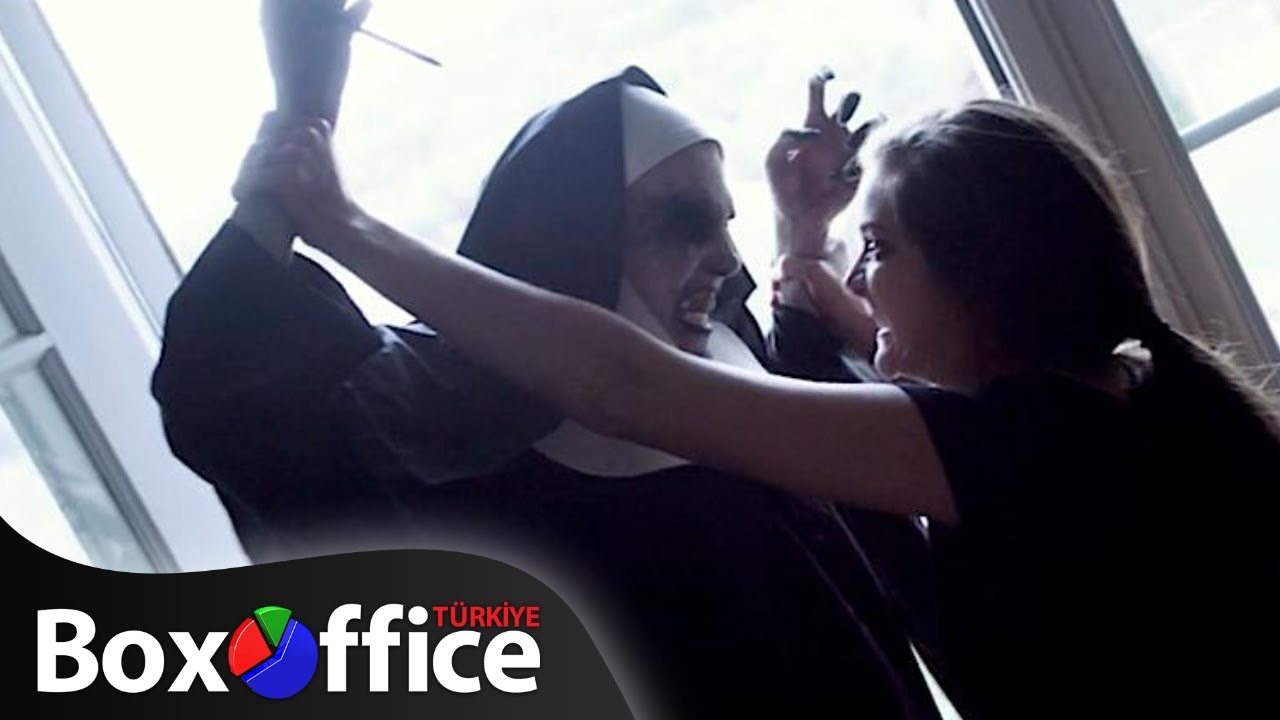 Rahibenin Laneti: Altyazılı Fragman