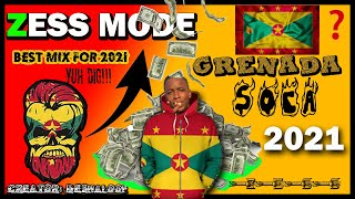 2021 Grenada🇬🇩 soca zess-mode -[mix feb - 2021] Dj Young Hat l Boyzie l Lavaman l Dash & more