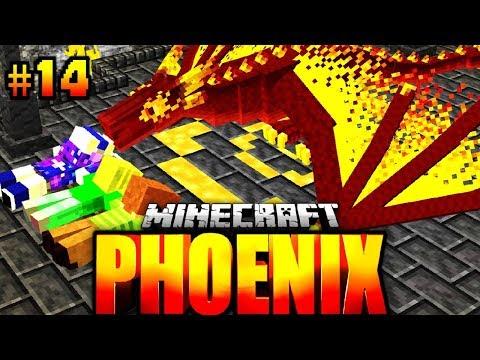 Der PHOENIX ERWACHT?! (Neues Zeitalter) - Minecraft Phoenix #014 [Deutsch/HD]