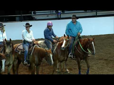 2017 Calgary Stampede 7 Class Team Cattle Penning Champions