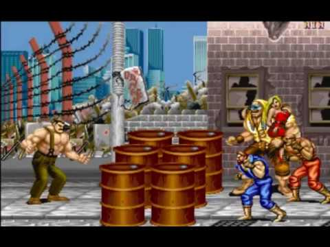 Main Game MAME (Arcade) Final Fight | Long Playthrough