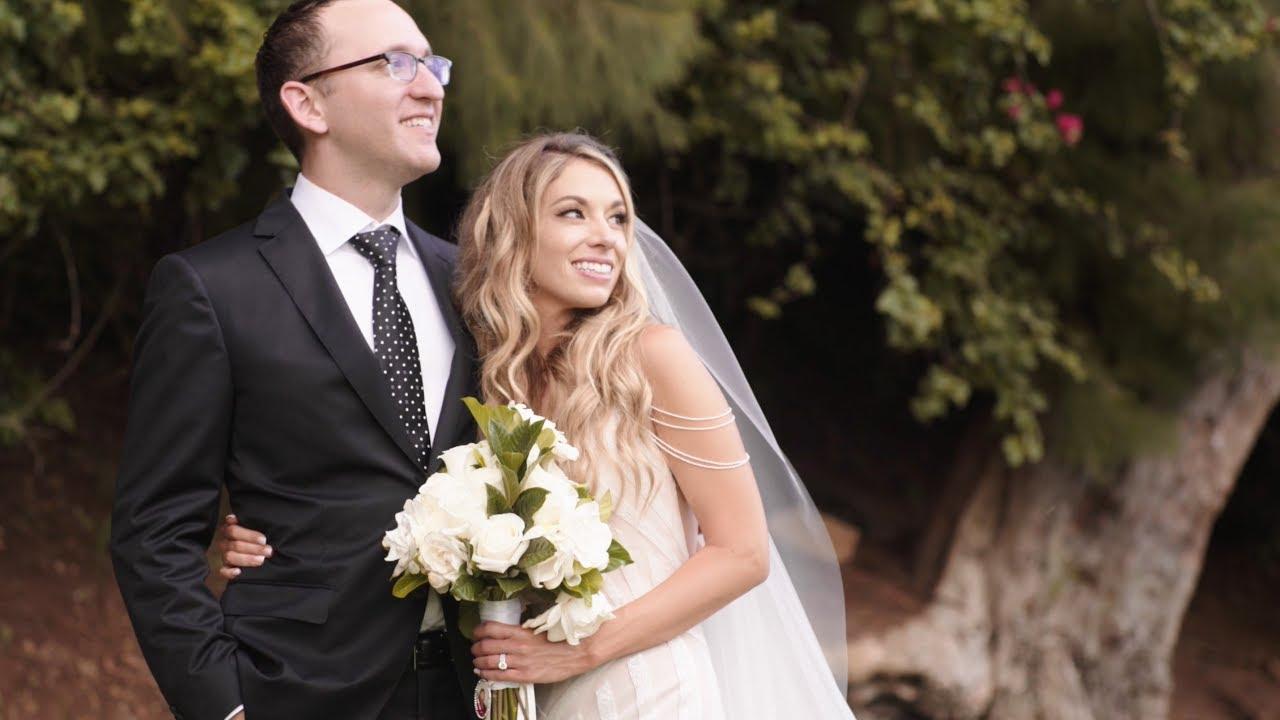 Stunning Hawaii Wedding Video
