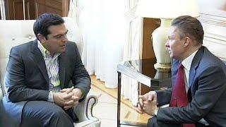 El jefe de Gazprom se entrevista con Tsipras, sin anunciar dinero para Grecia por el… - economy