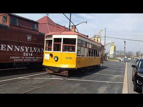 Conestoga Traction Co. 236 First ride this season 4-14-2018