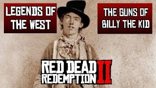 How to Make Billy the Kid's Historically Accurate Guns in Red Dead Redemption 2