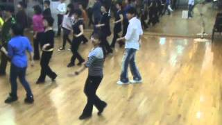 Cha Cha Espana (Spain) - Line Dance (Demo & Walk Through)