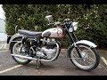 1956 BSA Road Rocket 650cc for Sale