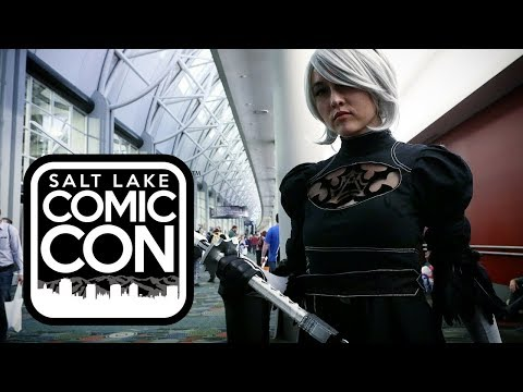Salt Lake Comic Con 2017 Cosplay Music Video
