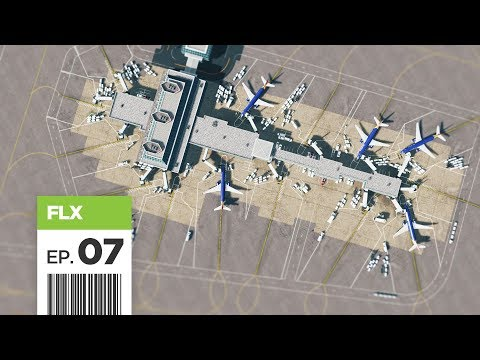 Cities Skylines: FBS International Airport