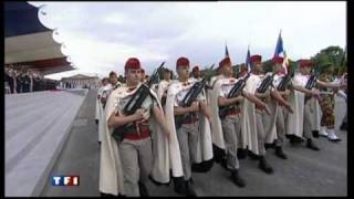 The Longest Day Movie theme at the French Military Parade (July 14th 2010)