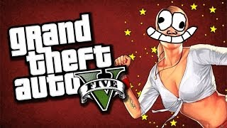 LAKE JUMPERS! - GTA 5 Funny Moments (Grand Theft Auto V)