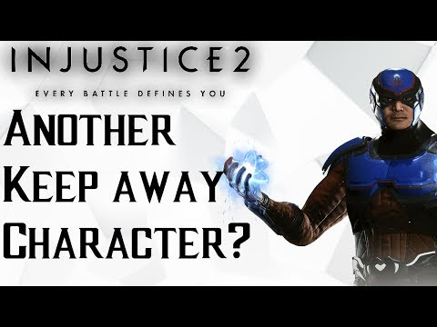 Injustice 2 Atom: Another Zoner? Gameplay Breakdown!