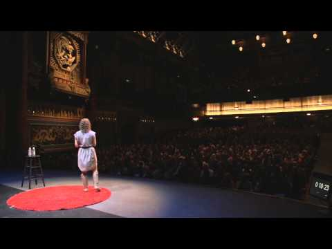 The life-changing power of words: Kristin Rivas at TEDxRainier