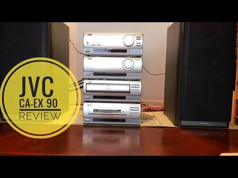 JVC CA-EX90 review