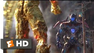 Power Rangers (2017) - The Mighty Megazord Scene (9/10) | Movieclips