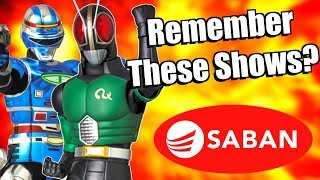 Remember These Power Rangers Spin-Offs?  (Masked Rider, VR Troopers, and many more) (JulioCoolio)