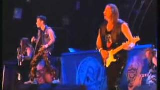 Iron Maiden - 22 Acacia avenue (live rock am ring 2003)