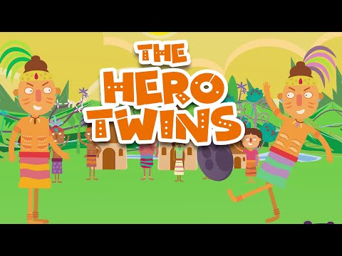 The Story of Hero Twins - Mayan Collection | Myths and Legends | EP04 | 4K