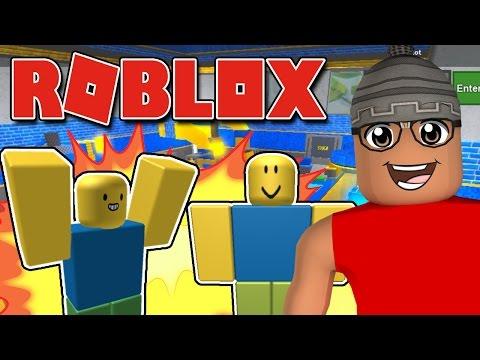 Roblox – A Fábrica de Noobs ( Noob Invasion Tycoon!! )