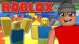 Roblox - A Fábrica de Noobs ( Noob Invasion Tycoon!! )
