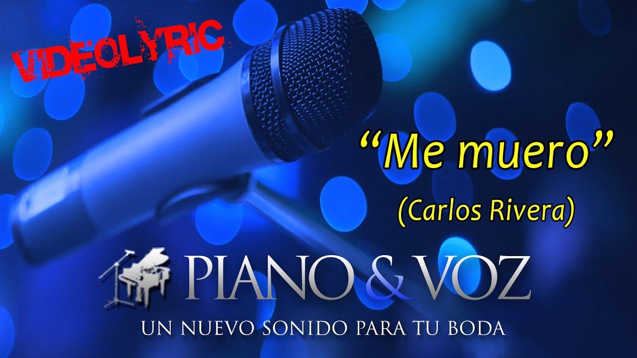 """Me muero"" - Lyrics Version - Música para bodas"