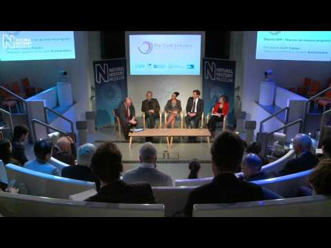 Beyond GDP -- how can we measure progress? | Natural History Museum