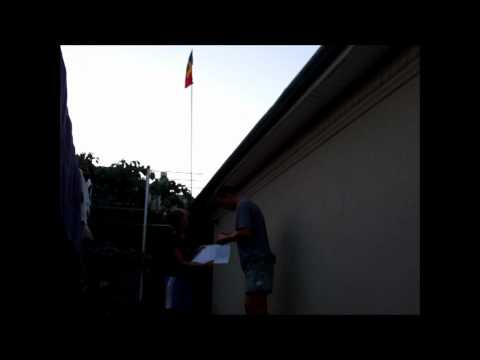 Flashmob 23 august, Bulboaca