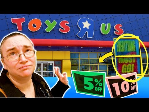 Is Toys R Us Really Going Out of Business?