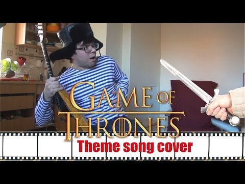 Game of Thrones - theme song (russian cover)