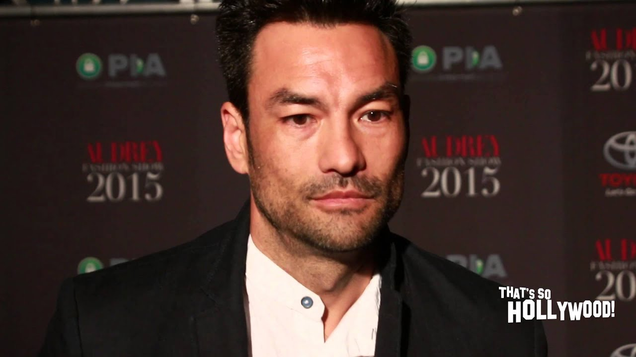 Actor David Lee McInnis says stop the wolf killings
