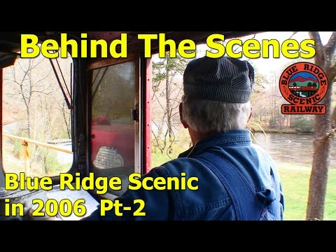 Blue Ridge Scenic Railway pt-2 HD