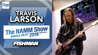 Travis Larson TriplePlay Demo live at The NAMM Show '19