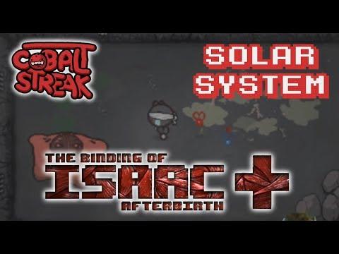 Afterbirth+ Unlocks #08 - Solar System - Cobalt Streak
