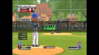 Little League World Series Baseball 2010 Ep.2 First Game