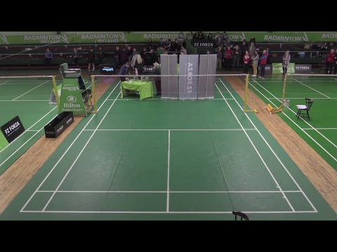 Irish National Championships 2017-18 - Day 2 - Court 5