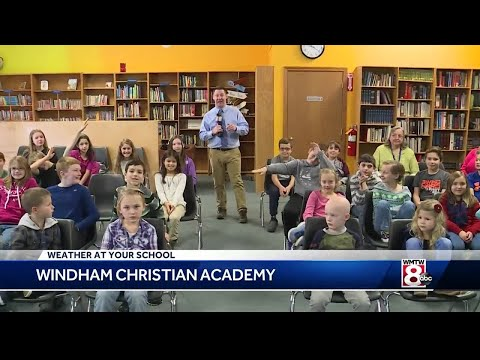 Weather At Your School: Windham Christian Academy