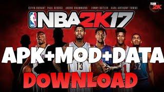 NBA 2K17 V0.0.27 Apk + Mod + Data Download