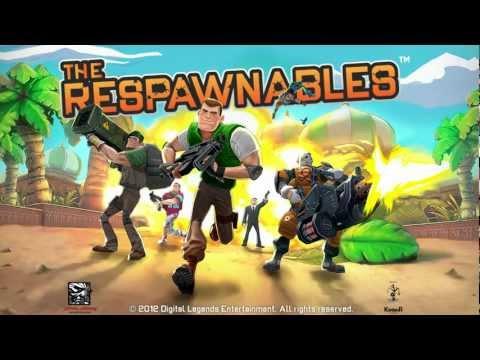 The Respawnables  - HD Video Trailer -  iPhone / iPod Touch / iPad / iPad Mini