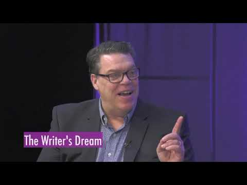 Writer's Dream interviews Author Fred Ford Part 1