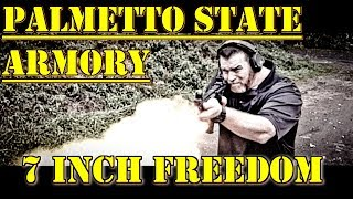 Palmetto State Armory 7 Inch Freedom Upper Review