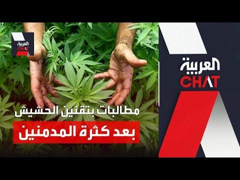 العربية تشات   دعوات لتقنين الحشيش والمارغوانا في العالم العربي بعد زبادة نسبة المدمنين  - نشر قبل 9 ساعة