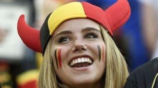 ワールドカップで注目集めモデル契約したベルギー美女に衝撃の結末!!