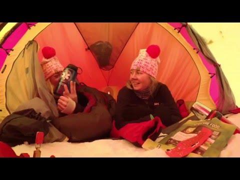 Finse til Haugastøl - Team Mountain Race
