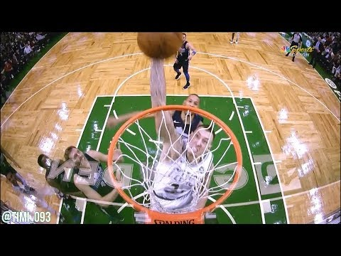 Daniel Theis Highlights vs Dallas Mavericks (7 pts, 11 reb, 2 ast)